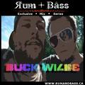 Buck Wilde - Rum + Bass Exclusive Mix Series 004 - www.rumandbass.ca