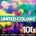 UNITED COLORS Radio #106 (Cumbia, Latin, German Hiphop, Urban Desi, Brit Asian, South Asian Fusion)