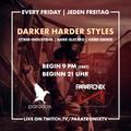 Darker Harder Styles Upload 018 - 13.08.21 (Kryonix DJ-Team) (Recorded on ParatronixTV)