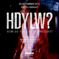 HDYLW? with KZA Special Japanese 45 Disco Mix