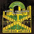 JAh FiYah - High Rize Riddim Mix 2015