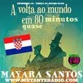 A VOLTA AO MUNDO EM QUASE 80 MINUTOS EPISODIO 3 na MUTANTE RADIO