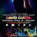 David Guetta [United at Home] - Fundraising Live from Miami