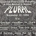 DJ Overload Live at Plural - Boston 11/12/1994 - SIDE A
