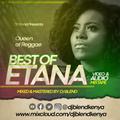 BEST OF ETANA MIXTAPE 2021 - DJ BLEND [love song, weakness in me, reggae, spread love, bubble,]
