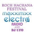 ERSEK LASZLO alias Dj UFO presents MAXXIMIXX Electra radio ROCH HACHANA FESTIVAL