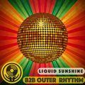 Late Night Sunshine B2B Outer Rhythm - Liquid Sunshine @ 2XX FM - Show #159 - 14-10-2021