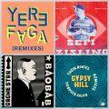 E213 ft Oumou Sangare, Tony Allen, Salif Keita, Gypsy Hill, Orchestra Baobab, Buraka Bom Sistema