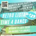 Retro Lista Przebojów Time 4 Dance - Notowanie 123