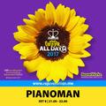 Set 8 | 21.00 - 22.00 | Pianoman | Rejuvenation All Dayer 2017 | 19.08.17