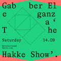 Gabber Eleganza @ Horst Arts & Music Festival 2019