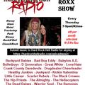 The ROXX Show Hard Rock Hell Radio 21 May SleazyGlamMetalTrashedupBluesyPunkRockN'Roll&ClassikRock