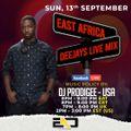 East African DJs Livestream - 13 Sept 20