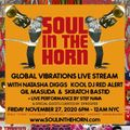 SOUL IN THE HORN LIVE VINYL MIX BY GIL MASUDA
