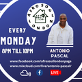 Antonio Pascal AfroSoulLondon Live! Simply doing my ting...