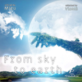 From sky to earth