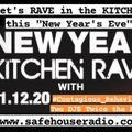 Contagious Behaviour NYE Kitchen Rave Guest Mix Safehouse