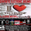 SYNTHETIC ELECTRONIC DREAMS P50º (A Year Spreading Electronic Music) The CLASSIC MiXTAPE by GazeboDj