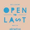 2017.4.23 open to last @solfa ②