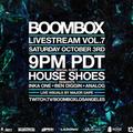 BOOMBOX 10.3.20