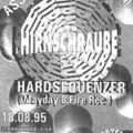 1995.08.18 - Live @ Ostwerk, Augsburg - Plasma/Hirnschraube - Hardsequenzer