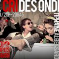 Le Cri des Ondes - Radio Campus Avignon - 10/01/12