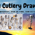 The Cutlery Drawer with Bobby Stenhouse for Monday 19th April 2021