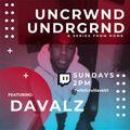 UNCRWND UNDRGRND ft. DAVALZ - Episode 1 - IG Live 4.12.2020