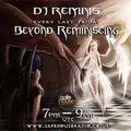 Remnis & Minus 25 - Beyond Reminiscing 053 (26-02-2021)