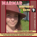 Birthday Bash MarMar - Kadraphonic (livemix)