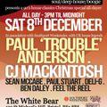 CJ Mackintosh & Paul Trouble Anderson @ GoodVibrations 8/12/12