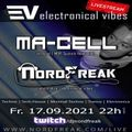 EVT#039 - electronical vibes radio with Ma-Cell & NordFreak