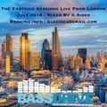 The Eastside Sessions Live From London - June 2016