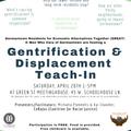 The (Not So) Hidden Agenda - April 14, 2019 - Clayton Justice & Lindsay Stolkey Talk Gentrification