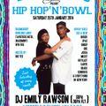 Hip Hop'N'Bowl 25.01 Bloomsbury Lanes