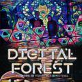 Jádro Pudla – bass/glitch/psychill @ Digital Forest 2017