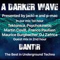 #285 A Darker Wave 01-08-2020 guest mix 2nd hr by Dantir