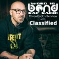 Classified Throwback (Word is Bond Rap Radio)