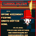 Opine Ko$insky - mix for Harder Sound Radio 05/02/2021