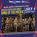 July 4, 2020 - The United States Air Force Band of the Pacific