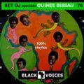 Session spéciale GUINEE BISSAU années 70-80  by BLACK VOICES DJ(Besançon)  100%vinyles