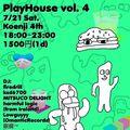 PlayHouse vol.4_at_Koenji4th//Jul2018