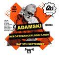 Hector G live for ADAMSKI /R2Dradio