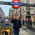 djparadi - Last night the music saved my life in London!