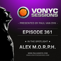 Paul van Dyk's VONYC Sessions 361 - Alex M.O.R.P.H.