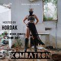 Kombatron - Cyberwarfare (22.10.'21.) by Dj Hordak