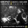 KoreXpliCiT [Doom nation] mix 'Angerfist Le Bask & more 2016'