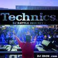 DJ IRON Technics DJ Battle 2019 Set 1 • Video on www.djiron.com