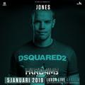 Jones live at Hard4MS 2019