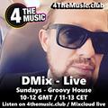 4TM LIVE deep house, chillout 210418